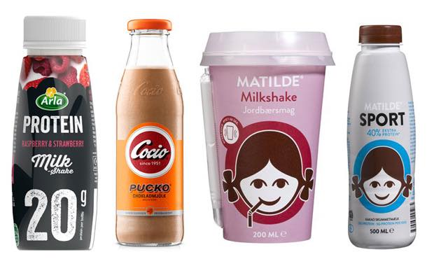Arla unveils new products in bid to treble dairy beverage revenues