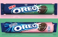 Oreo adds strawberry cheesecake and mint to range of UK flavours