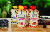 Organic baby food company Piccolo adds stage-one pouches