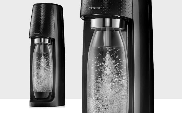 SodaStream in US launch for 'accessible' water carbonator