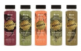 Roots Collective launches whole vegetable blends