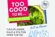Too Good To Be Gluten Free introduce new branding