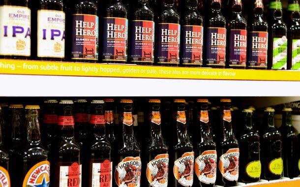 Tesco to significantly expand craft beer range in Express stores
