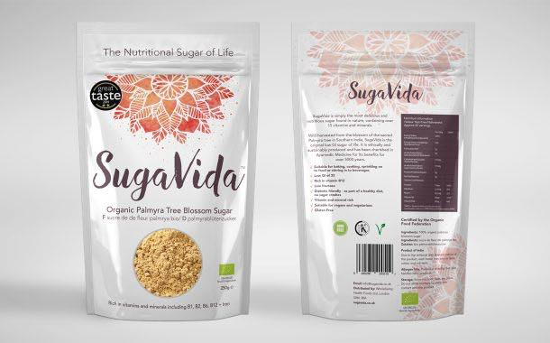 SugaVida relaunches packaging amid plans to go 'mainstream'