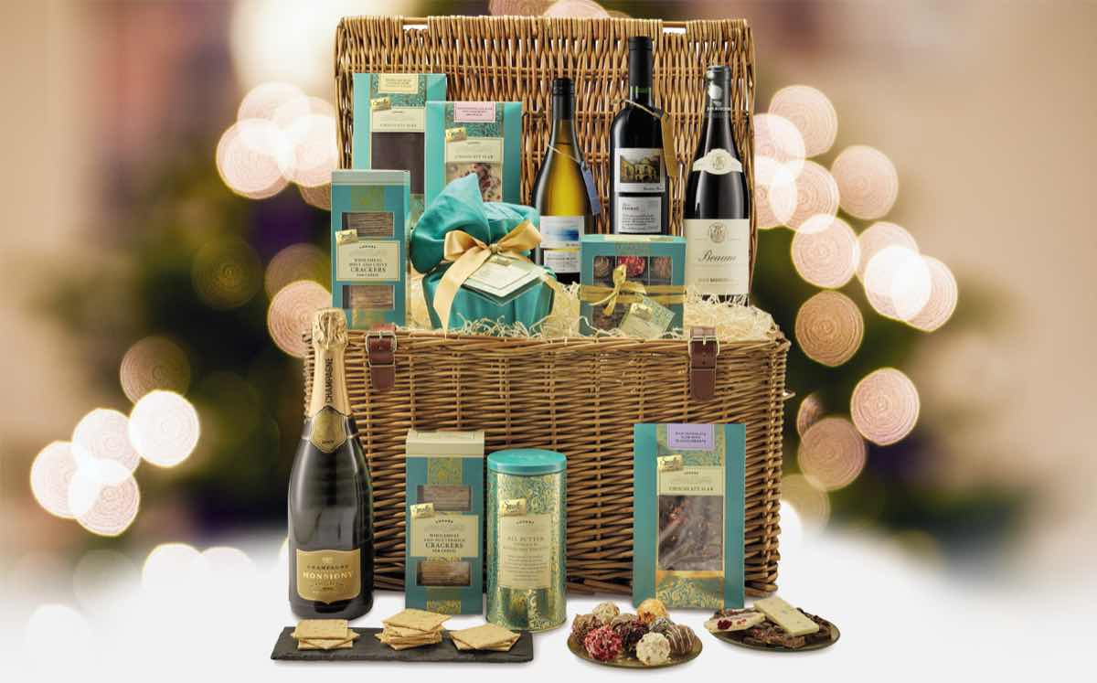 Aldi Sets Sights On Upmarket Retailers With Luxury Hampers