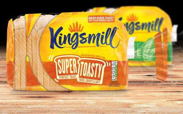 Kingsmill launches loaf of bread designed specifically for toasting