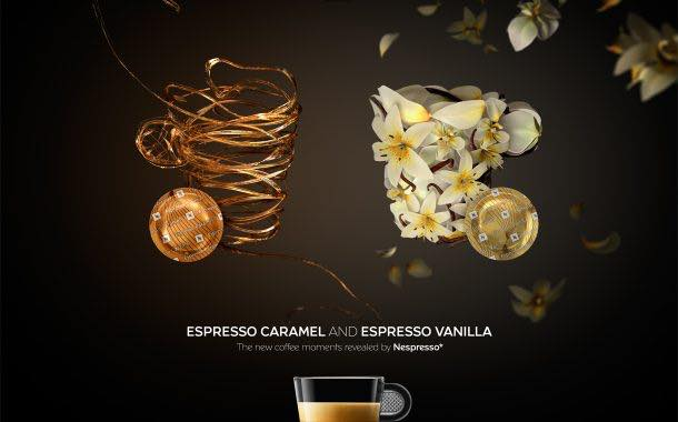 Nespresso introduces flavoured coffees for out-of-home segment