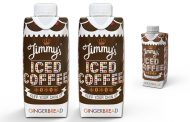Iced coffee brand Jimmy's launches festive gingerbread flavour