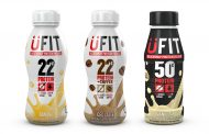 Üfit protein drinks adds three new flavours to UK range
