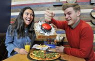 Pizza Hut's festive activations include button to start Christmas