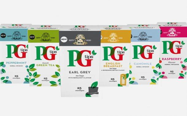 PG Tips adds fruit infusions and speciality teas for foodservice