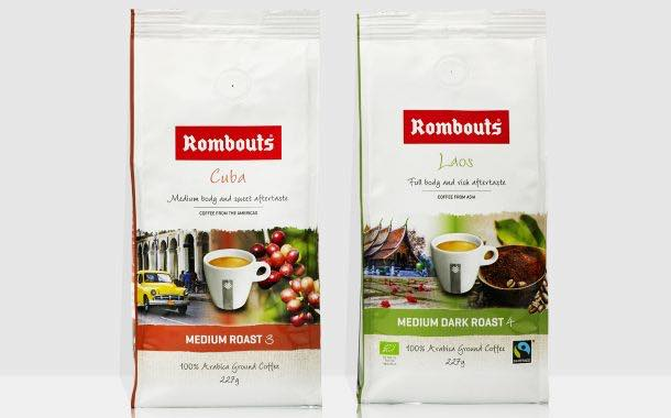 Rombouts secures UK listing for new single-origin coffee range