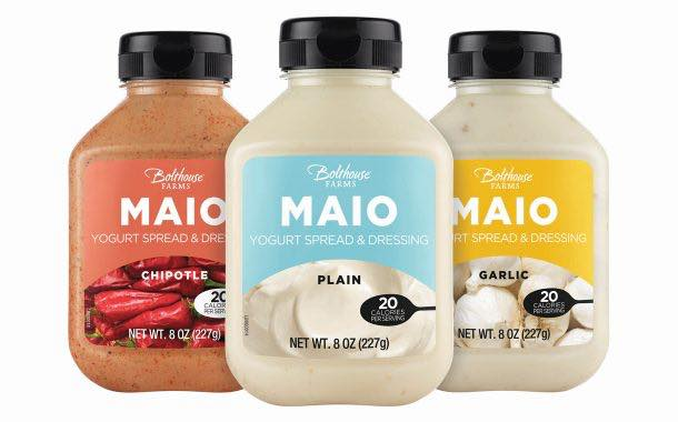 Bolthouse Farms launches new range of yogurt-based spreads
