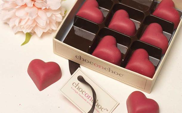 Confectioner targets chocolate lovers with Valentine's collection