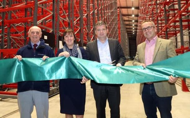 New Arla site centralises cheese storage and maturation process