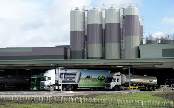 Arla Foods to invest further £37m in UK operations during 2017