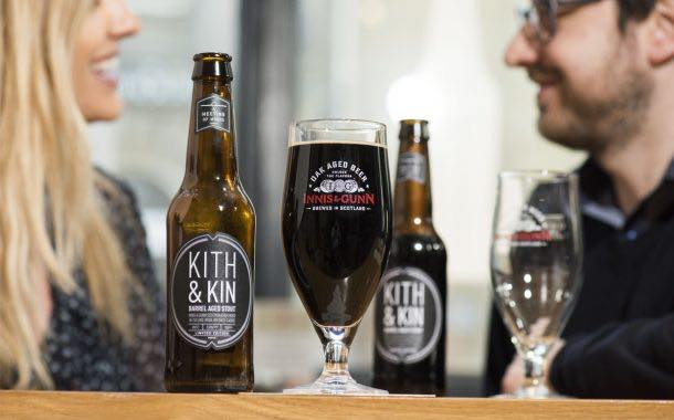 Innis & Gunn works with whisky maker on new barrel-aged stout