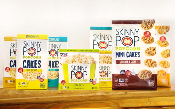 Amplify pops up with new 'rice cakes' and microwave popcorn