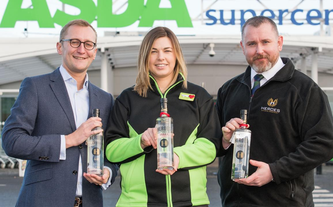 Social enterprise vodka secures 'first-of-its-kind' retail listing