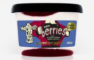 The Collective launches super berry yogurt with boysenberries