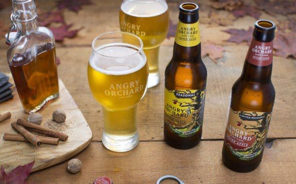 Angry Orchard taps into growth of maple for new seasonal cider