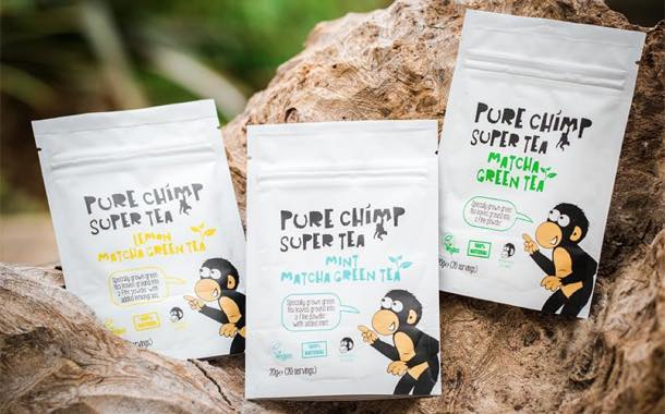 PureChimp launches new range of matcha green tea powders
