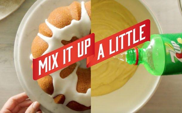 7UP debuts new campaign that shows consumers how to 'mix things up'