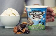 Ben & Jerry's launches six dairy and non-dairy ice cream tubs