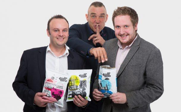 London Crisp Co to rival Walkers with new mascot Vinnie Jones
