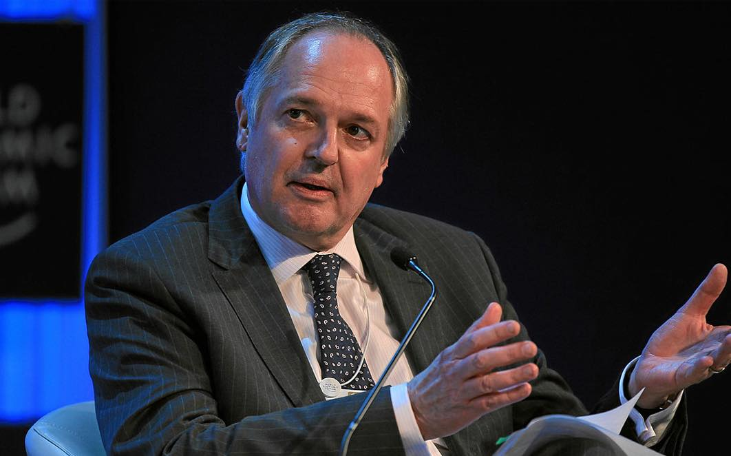 Boss of Unilever calls for 'a level playing field' in acquisitions
