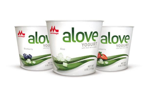 Popular Japanese aloe vera yogurt Alove expands to US