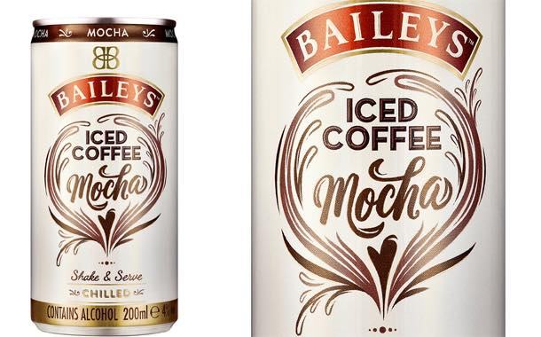 Baileys launches new iced coffee range to tap into growing trend