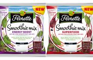 Salad brand Florette launches ready-to-blend mixed bags