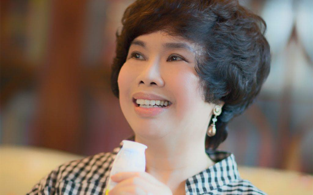 Thai Huong said that the company was investing $2.7 billion overall.