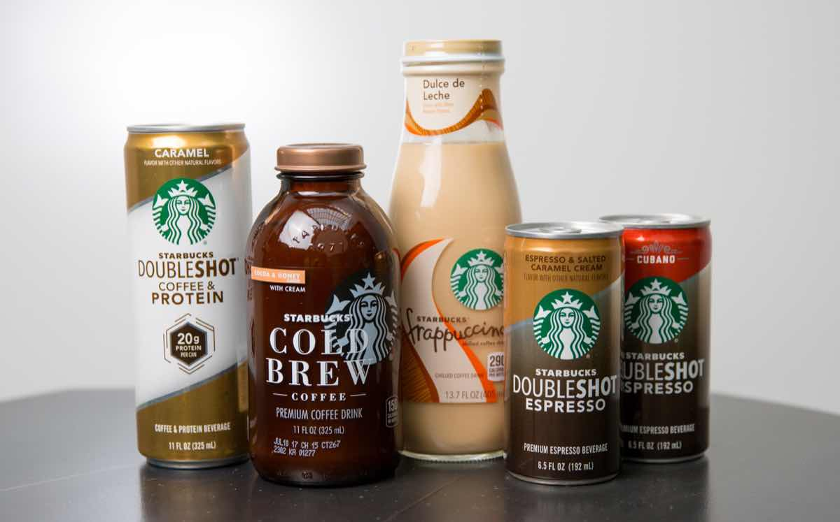 Starbucks launches ready-to-drink coffee products in US