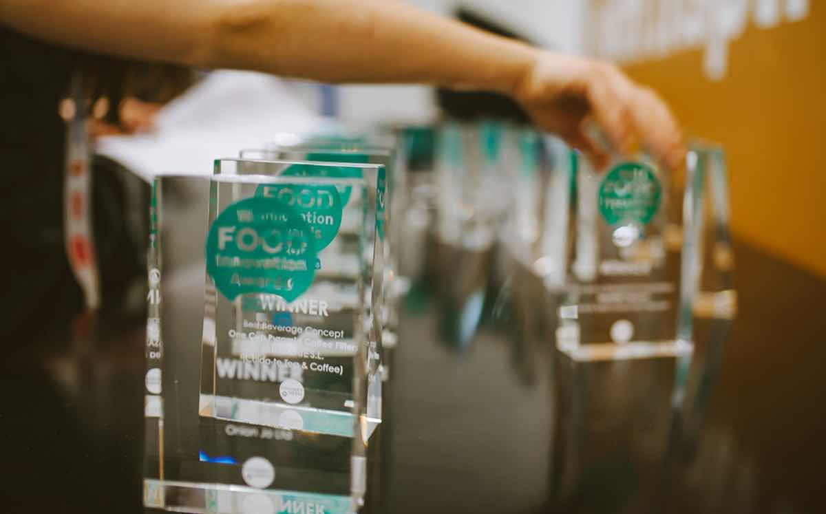 Gallery: Photos from the World Food Innovation Awards 2017