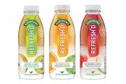 Britvic's Robinsons Refresh'd combines spring water with fruit