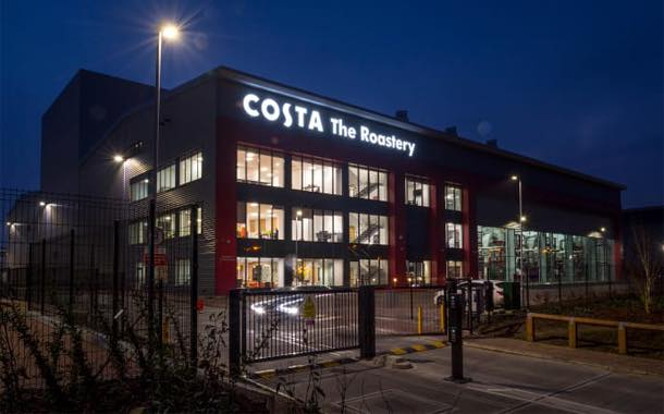 Costa Coffee inaugurates new roasting facility after £38m spend