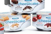 Philadelphia launches new snack pack formats in US