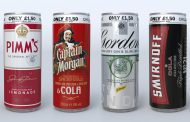 Diageo overhauls alcohol pre-mix portfolio with price-marked cans