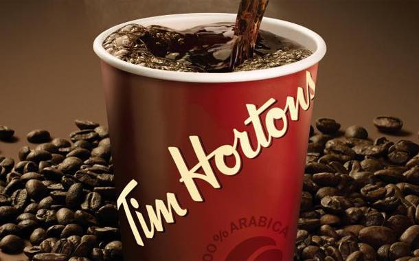 Canadian coffee chain Tim Hortons to open first UK store