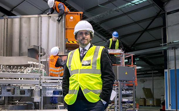 Harrogate Water to invest £6.5m in UK production facility
