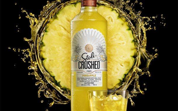 Stoli Group launches premium vodka made with real fruit juice