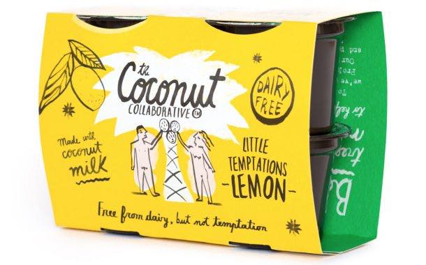 The Coconut Collaborative launches third dairy-free dessert