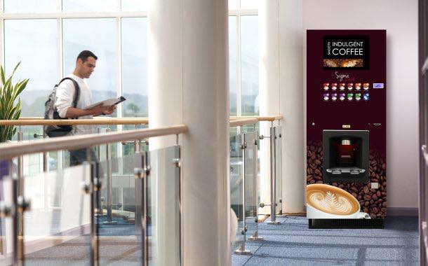 Westomatic debuts retail vending machine with larger screen