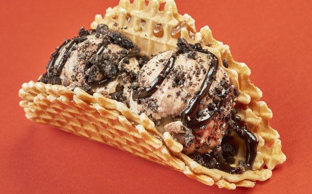Ben & Jerry's to offer ice cream tacos at locations in six countries
