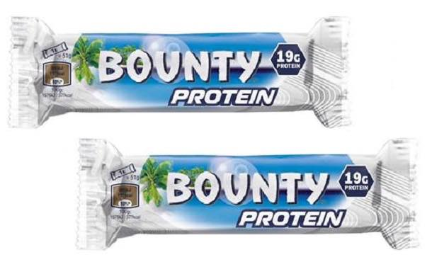 Mars launches Bounty protein bar to join previous protein launches