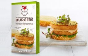 Plant-based brand Fry's adds quinoa and brown rice protein burger
