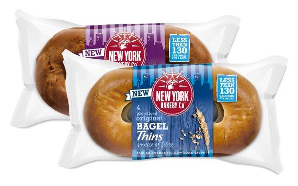 UK bagel brand eyes busier, carb-averse consumers with redesign