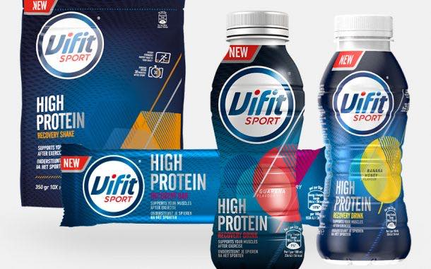 FrieslandCampina debuts range of sports nutrition products